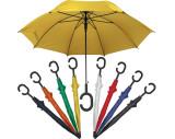 Regenschirm Hände frei