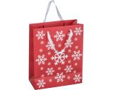 Weihnachtstasche aus Papier groß